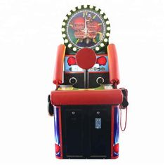 China Boxing Champion Arcade Video Game Machine For Adult Wood Frame Material supplier