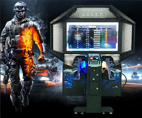 China 1 - 2 Players Commercial Arcade Machines , Game Center Coin Operated Video Game Machines supplier