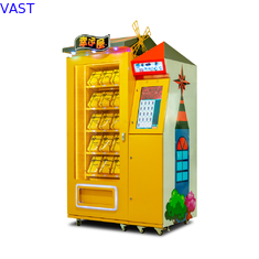 China Gifts / Drinks Self Service Vending Machine For Indoor / Outdoor Lucky House supplier