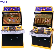China Coin Operated Fighting Arcade Video Game Machine Pandora Box 5 Arcade Cabinet supplier