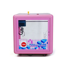 China Mini Cube Gift Vending Machine Toy Crane + Arcade Cube Claw 75KG Weight supplier
