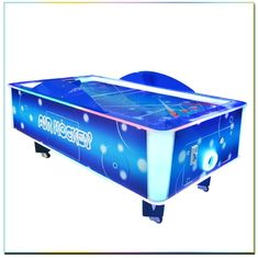 China W110 * D210 * H75CM Air Hockey Arcade Machine 350W Power CE Certificated supplier