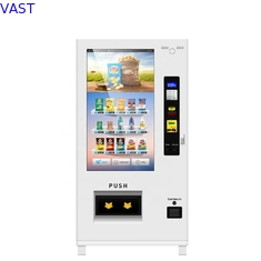 China Coin Operated Self Service Vending Machine With Touch Screen Fully Drinks Based supplier