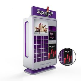 China 220V Makeup Coin Vending Machine , Self Service Lipstick Vending Machine supplier