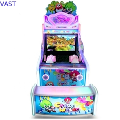 China Water Shooting Ticket Redemption Game Machine Coin Operated CE SGS Certificate supplier