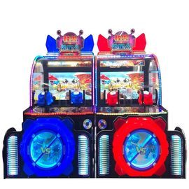 China Ball Shooting Ticket Redemption Arcade Machines / Monster Aliens Water Shooting Games supplier