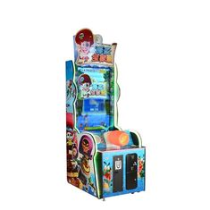 China Coffee Shop Or Supermarket Redemption Arcade Machines / Crane Machine Game supplier