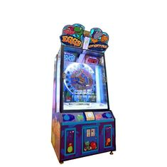 China Indoor Happy Bouncing Ball Lottery Ticket Machine For Party 160KG supplier