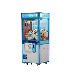 China Small Gift Vending Machine Size 780*860*1900mm / Claw Toy Grabber Machine supplier
