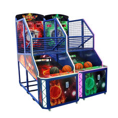 China Commercial Street Basketball Shooting Game Machine 12 Months Warranty supplier