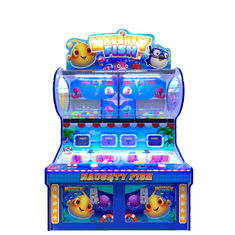 China Attractive Amusement Park Machines , Kids Ball Shooting Game Machine supplier