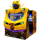 China Simulator Transformers Shooting Arcade Machine Various Game Scenes 4 Types Guns factory