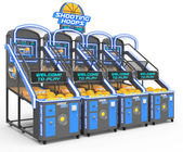 Good price Coin Operated Street Basketball Arcade Machine For 3 Person English Version online