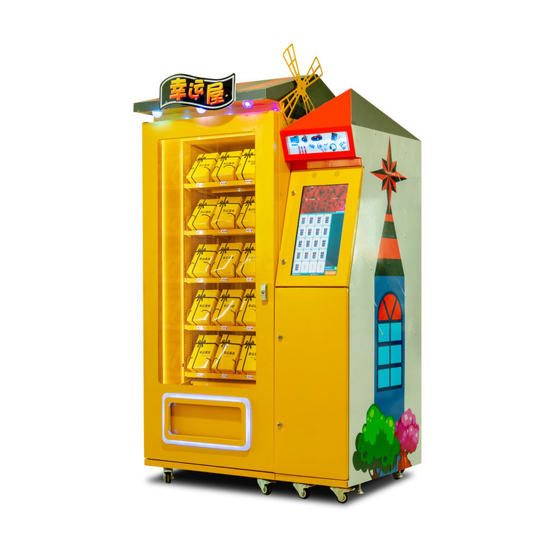 Gifts / Drinks Self Service Vending Machine For Indoor / Outdoor Lucky House