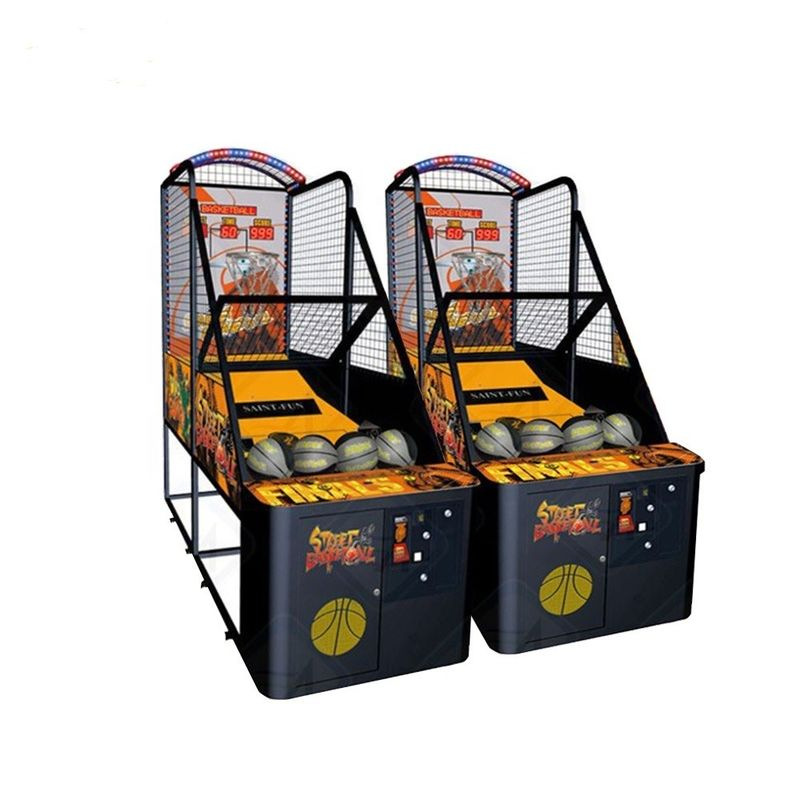 Basketball Shooting Game Machine Dazzle Light Version Dunker