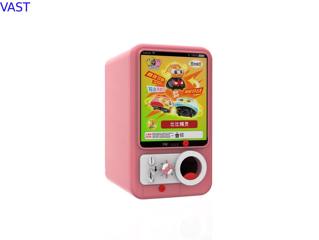 100W Eggshell Capsule Toy Gashapon Kids Arcade Machine