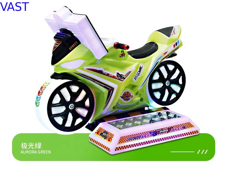 1 Player Racing Motors Children'S Arcade Game Machine