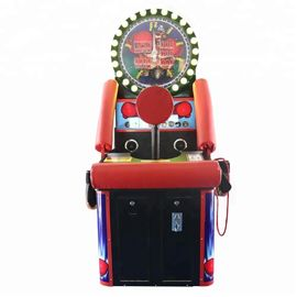 Boxing Champion Arcade Video Game Machine For Adult Wood Frame Material