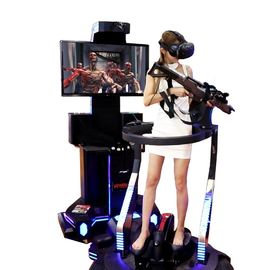 Exclusive Shooting Game Virtual Reality Simulator For Game Zone Customized Color
