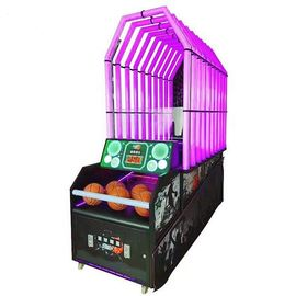 Star Mvp Basketball Shooting Game Machine Amusement Equipment For 1 - 2 Players