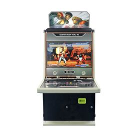 "32 "" Street Fighter Arcade Machine , 85KG Coin Operated Video Game Machines"