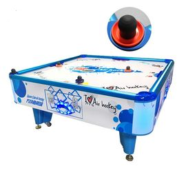 Redemption Air Hockey Arcade Machine Hardware Acylic Material For 1 - 4 Player