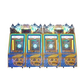 Amusement Game Center Pinball Game Machine Castle Maze Coin Pusher Easy To Use