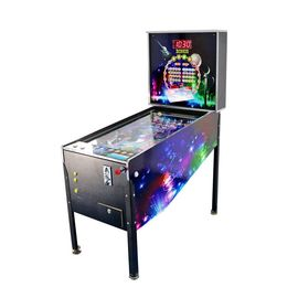 132 ( L ) x 81 ( W ) x 189 ( H ) cm Pinball Game Machine 120KG Weight For Children