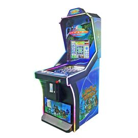 Jungle Vending Pinball Game Machine 1 Player Virtual 670 * 925 * 1850mm Size