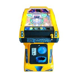 Coin Operated Arcade Pinball Machine , Marbles Shooting Home Pinball Machine For Kids