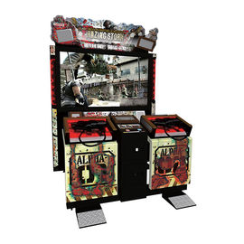 Razing Storm Shooting Arcade Machine Hardware Material