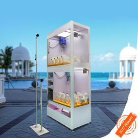 Two Layer Save Space Online Claw Crane Machine Smartphone Control Catch Dolls
