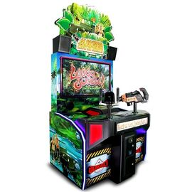 China 47 Inch Go Jungle Arcade Simulator Indoor Shooting Game Machine factory