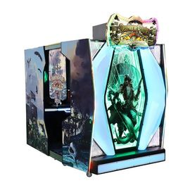 China 220v Pirate Ship Gun Shooting Arcade Game Machine For Amusement Park factory