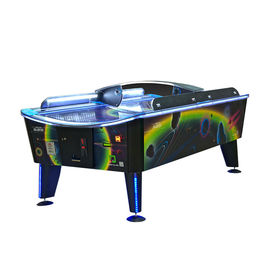 Coin Pusher 4 Player Air Hockey Arcade Machine For Club And Bar