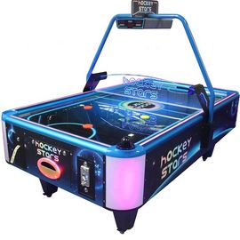 China Kids Classic Sport Air Hockey Arcade Machine For Holiday Resorts Stable Program factory