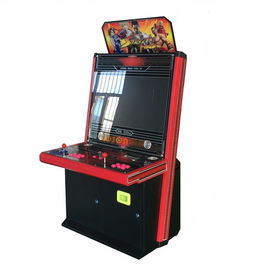 "China 2 Players Arcade Cabinet Game Machine With 65"" LG / HD Display factory"