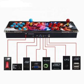 China Household Arcade Video Game Machine Juegos Game Console Street Fighter Arcade Cabinet factory