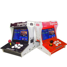 China Home Arcade Video Game Machine / Coin Pusher Street Table Game Machine factory
