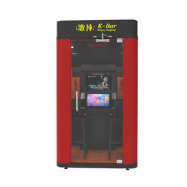 Tempered Glass + Hardware Coin Operated Music Machine / Jukebox Karaoke Machine