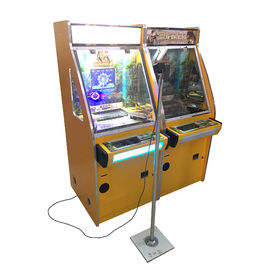 Two Players Online Claw Machine Coin Pusher Game 71*88*165CM 150W