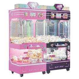 220V PP Tiger 4 Mini Toy Claw Machine / Toys Vending Machines