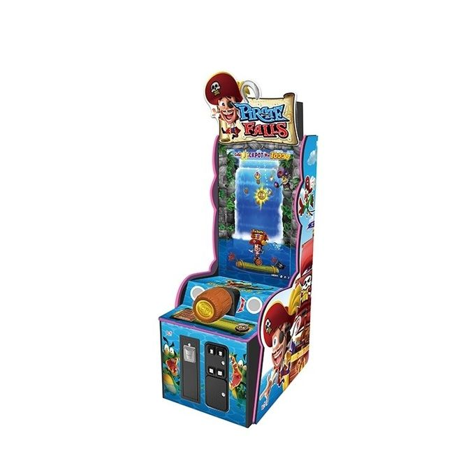 Coffee Shop Or Supermarket Redemption Arcade Machines / Crane Machine Game