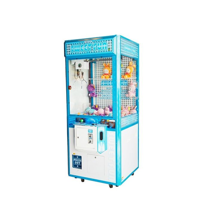 Small Gift Vending Machine Size 780*860*1900mm / Claw Toy Grabber Machine