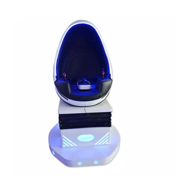 Virtual Reality Movies Classic VR Egg Cinema / 5 Effects Owatch VR Chair Machine